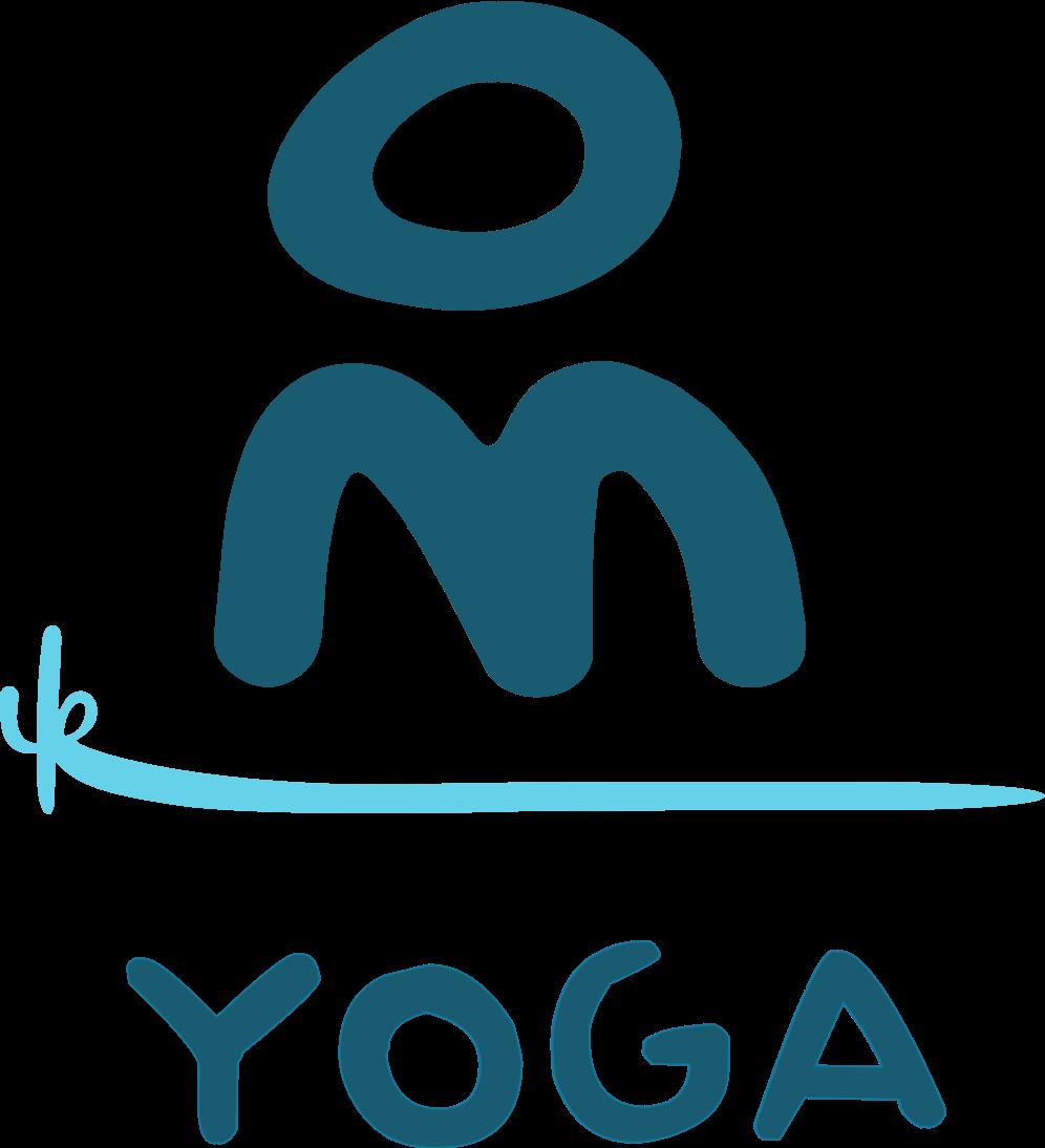 om yoga small logo